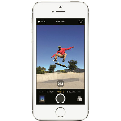 Apple IPhone 5S 16 GB (Silver)