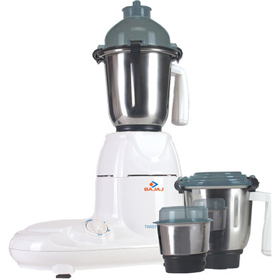 Bajaj Majesty Twister 750 W Mixer Grinder