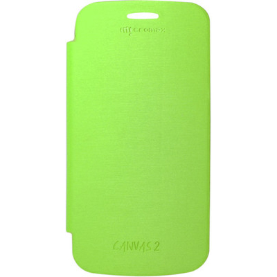 DMG Flip Cover For Micromax A110 Canvas 2