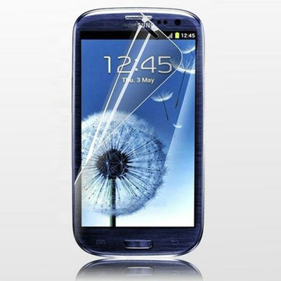 Edecore Screen Guard & Protector For Samsung Galaxy S2 I9100
