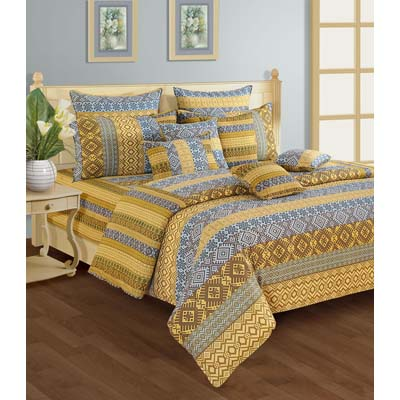 Swayam Single Bed Sheet With One Pillow Cover - 274990