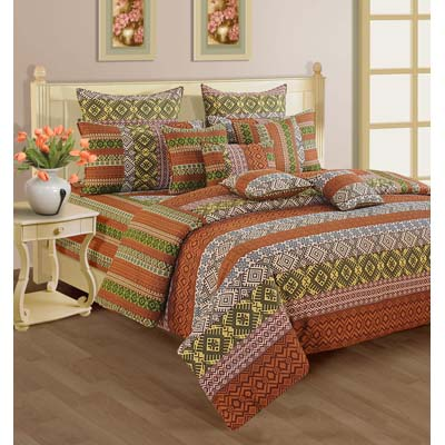 Swayam Single Bed Sheet With One Pillow Cover - 274992