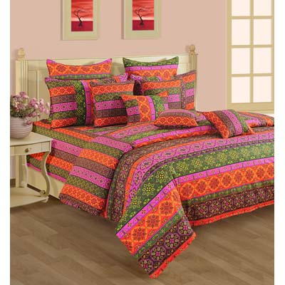 Swayam Single Bed Sheet With One Pillow Cover - 274993