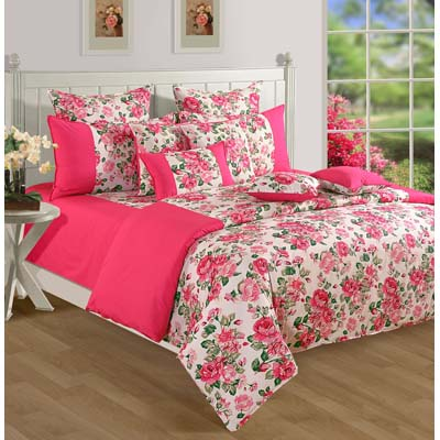 Swayam Single Bed Sheet With One Pillow Cover - 274991