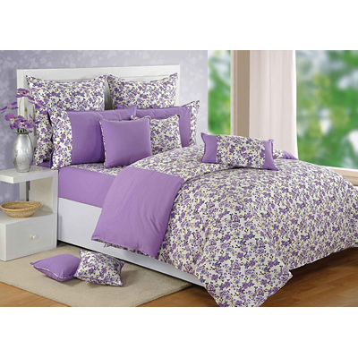 Swayam Single Bed Sheet With One Pillow Cover - 274997