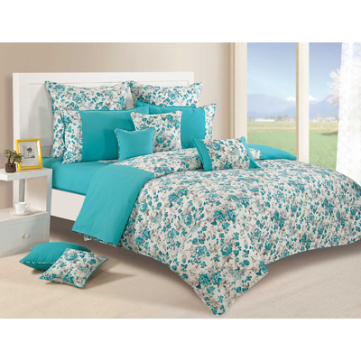Swayam Single Bed Sheet With One Pillow Cover - 275002