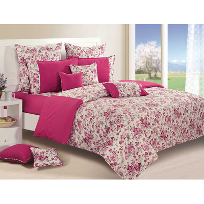 Swayam Single Bed Sheet With One Pillow Cover - 275001