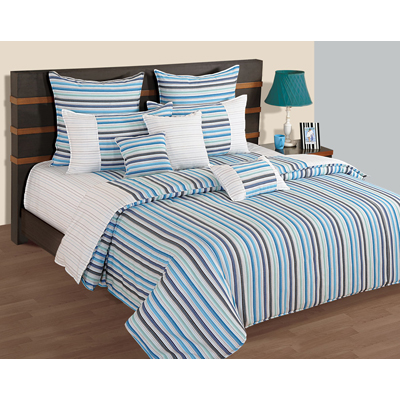 Swayam Single Bed Sheet With One Pillow Cover - 275005