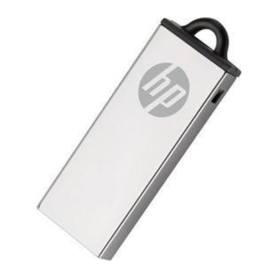 HP V-220 W 32 GB Pen Drive (Grey)