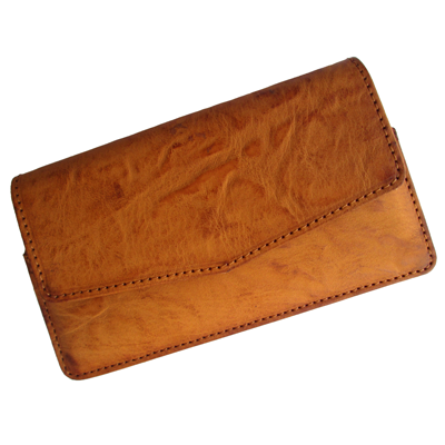 IKitPit PU Leather Pouch Case Cover For Videocon A26 ( BROWN)