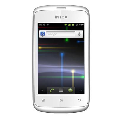Intex Aqua Marvel Plus Mobile Phone (White)