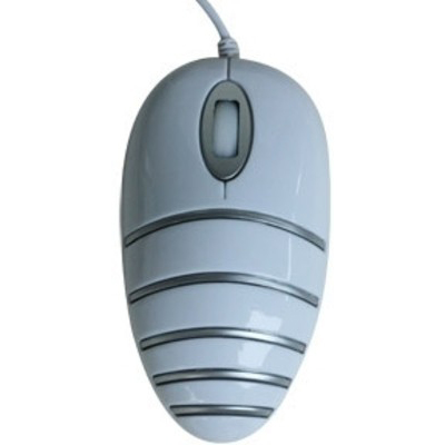 KolorFish C138 Wired Mouse USB White
