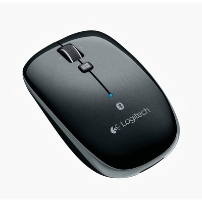 Logitech M557 Wireless Black