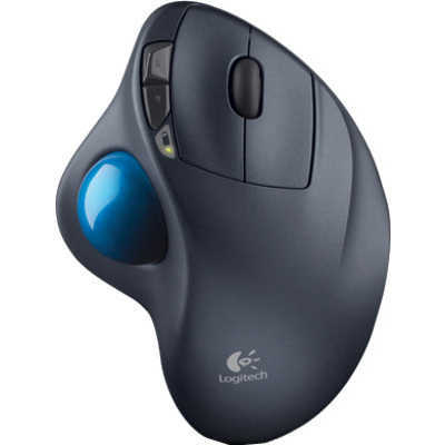Logitech M570 Wireless Black