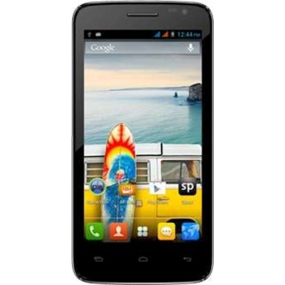 Micromax Canvas Juice A177 (Black)
