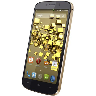 Micromax Canvas Gold A300 (Black Gold)