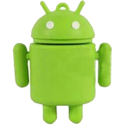 Microware Android Shape Designer 8GB Pen Drive