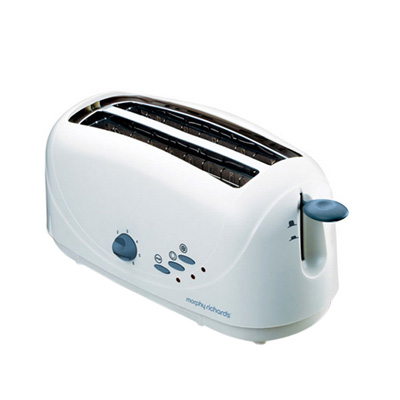 Morphy Richards AT-401 Toaster 4 Slice Sandwich Maker