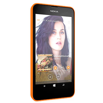 Nokia Lumia 630 Dual SIM (Orange)
