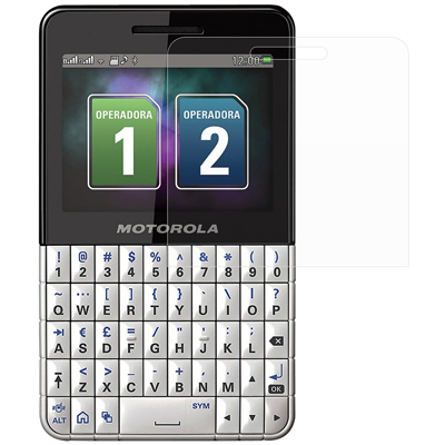 Ostriva SuperGuard Screen Protector For Motorola EX119
