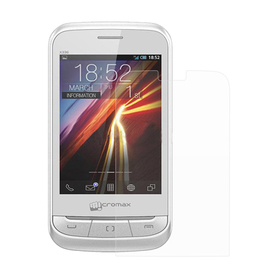Ostriva SuperGuard Screen Protector For Micromax X336