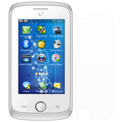 Ostriva UltraClear Screen Protector For Videocon V1580