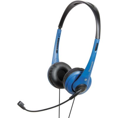Panasonic RP-HM111E-A On-the-ear Headset