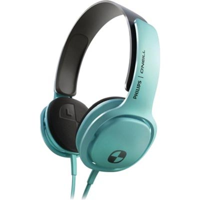 Philips Oneil Cruz On-the-ear Headphones (Green)