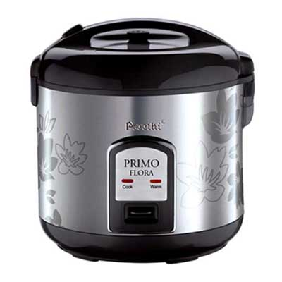 Preethi 1.8 L Flora Automatic Rice Cooker