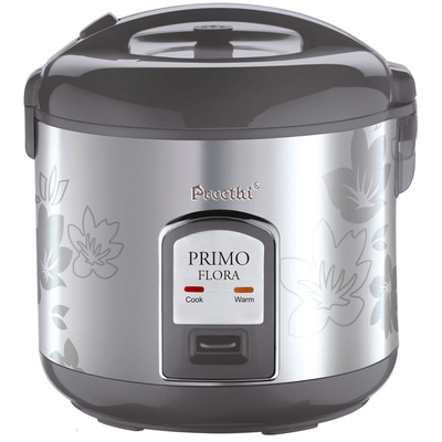 Preethi RC 311 P18 1.8 L Rice Cooker (Grey)