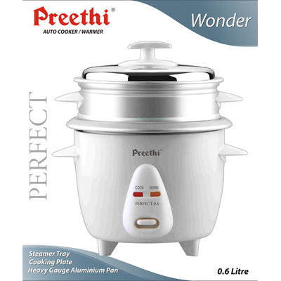 Preethi Perfect Rice Cooker