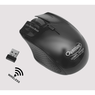 Quantum QHM 253W Wireless Mouse