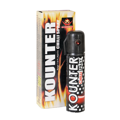Kounter Pepperspray  For Self Defence And Women Safety (Size-30 Ml)