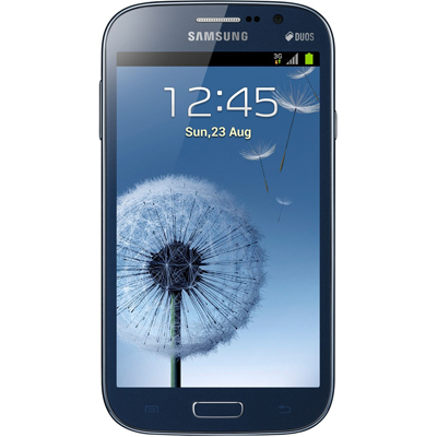 Samsung Galaxy Grand Duos I9082 (Metallic Blue)