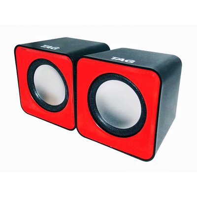 TAG DP 10 Mini Multimedia Speakers