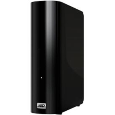 WD My Book Essential 3.5 Inch 2 TB External Hard Disk (Black)