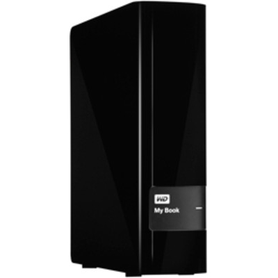 WD My Book 3 TB Desktop Hard Disk (Black)