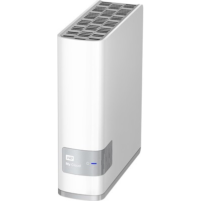 WD My Cloud Personal Storage 3.5 Inch 2 TB Network Hard Disk (White)