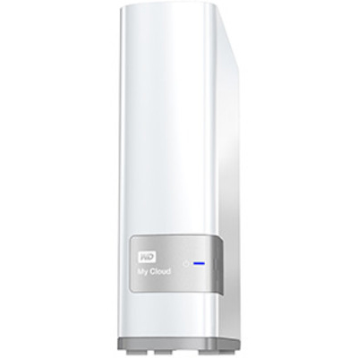 WD My Cloud 4 TB Wired Externalharddrive