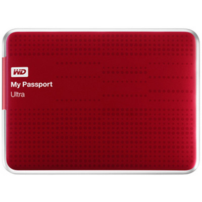 WD Passport Ultra 2.5 Inch 2 TB External Hard Drive - 1888943