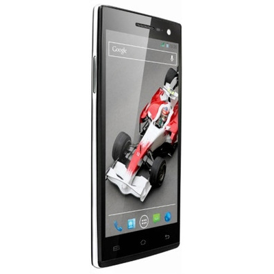 Xolo A500 Club (Black)