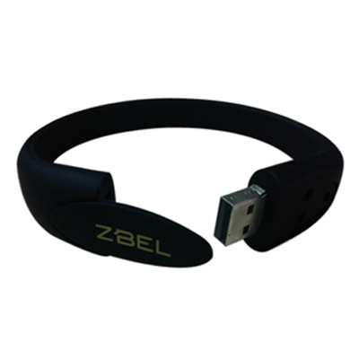 ZBEL Wrsit Band Flash Drives 4 GB Flash Drives