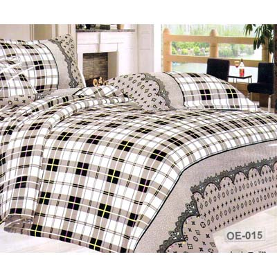 Flano Premium Single Bed Sheet With One Pillow Cover - 2143463
