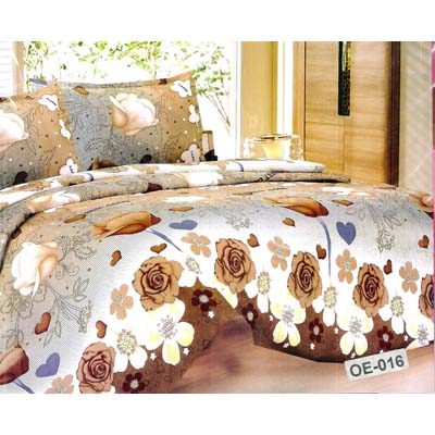 Flano Premium Single Bed Sheet With One Pillow Cover - 2143465
