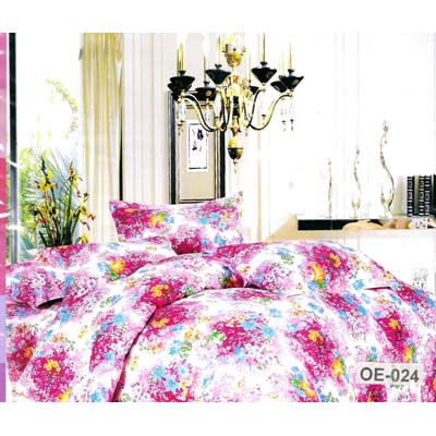 Flano Premium Single Bed Sheet With One Pillow Cover - 2143471
