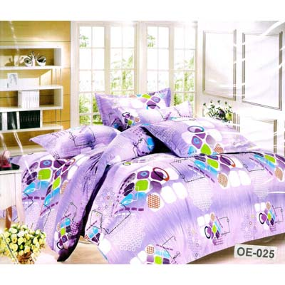 Flano Premium Single Bed Sheet With One Pillow Cover - 2143473