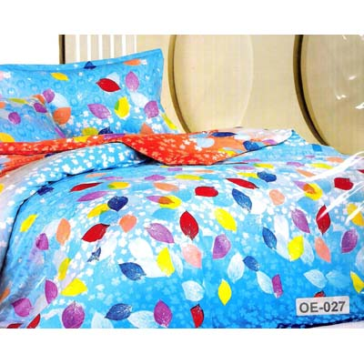 Flano Premium Single Bed Sheet With One Pillow Cover - 2143476