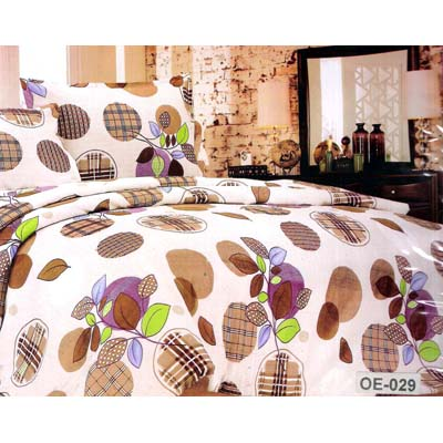 Flano Premium Single Bed Sheet With One Pillow Cover - 2143478