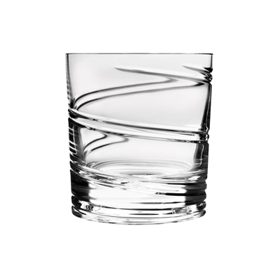 Shtox Sensational Unique Spinning Crystal Whisky Tumbler
