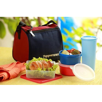 Tupperware Best Lunch Box With Bag